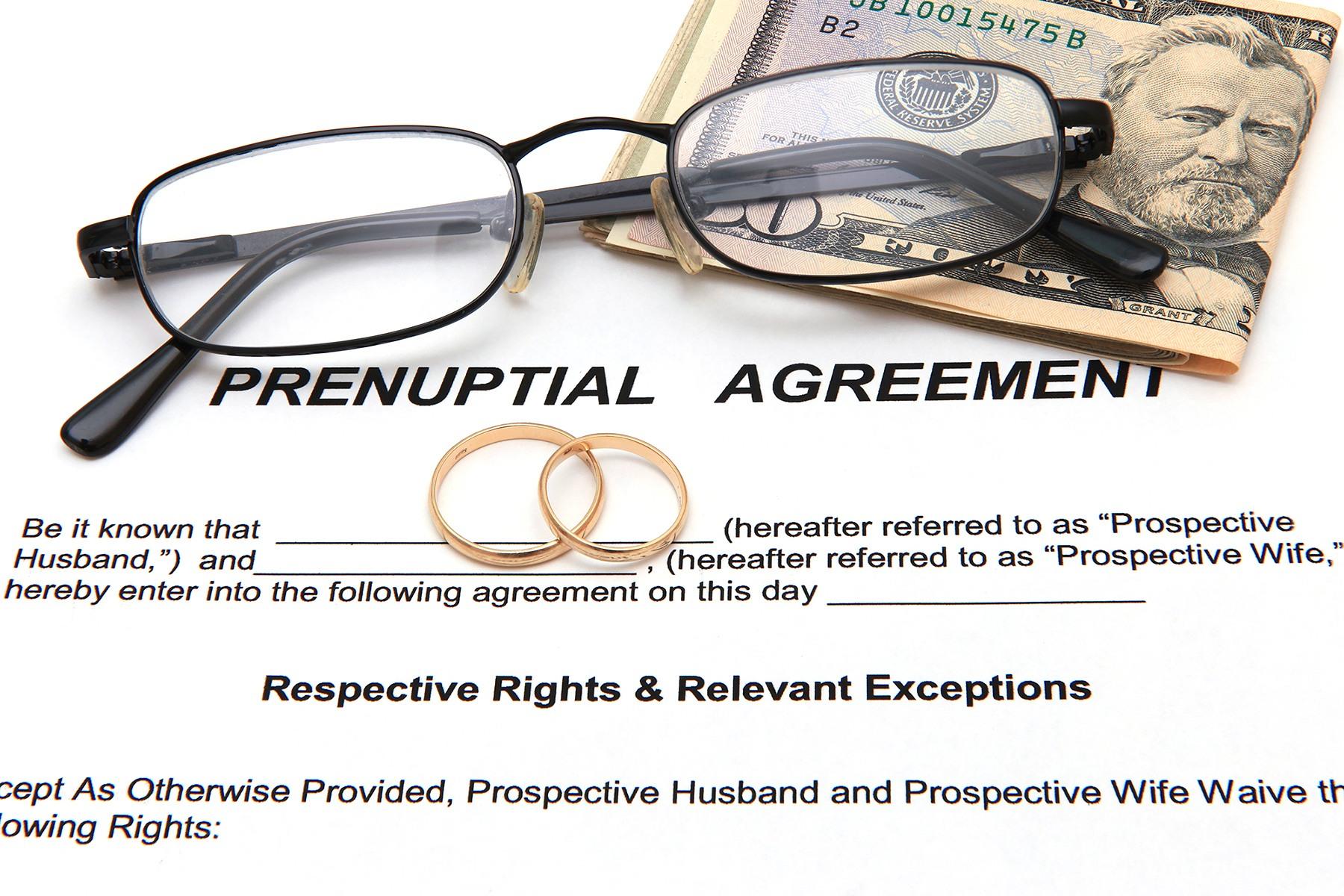 Marital Agreements In Texas